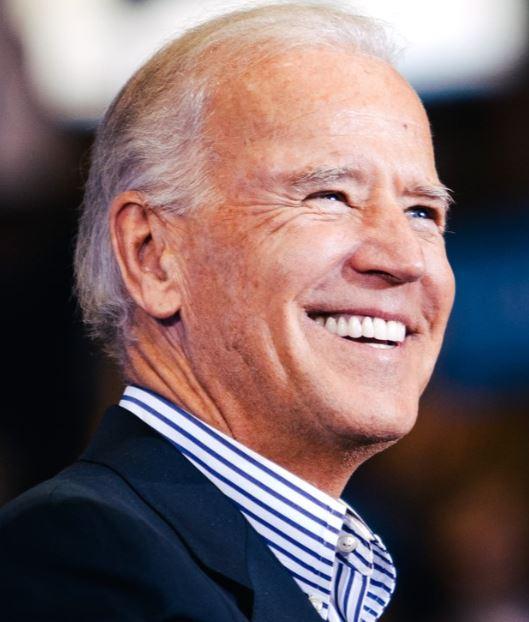 President Elect of the US: JOE BIDEN