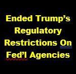 Regulatory Restrictions